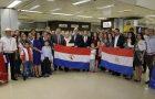 Líder mundial de los adventistas visita a autoridades públicas de Paraguay