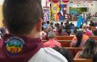 Aventureros celebran su día regalando juguetes en la comunidad