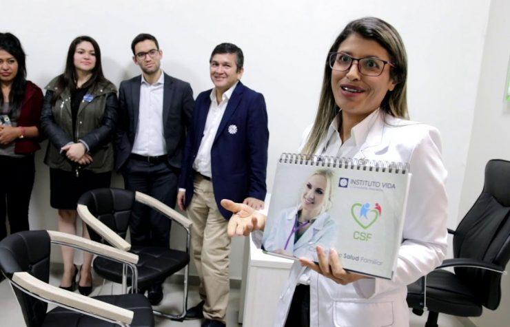 Paraguay inauguró el primer Instituto Vida y Consultores Asociados de Sudamérica