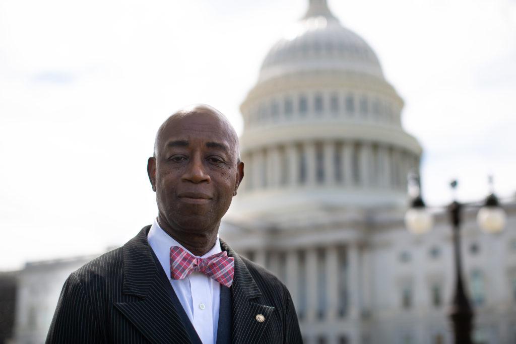 Barry C. Black, 62. capellán del Senado de los Estados Unidos y pastor adventista, ha sido nombrado Medallista de Canterbury 2019 de Becket por su defensa de la libertad religiosa. [Foto: Fondo Becket]