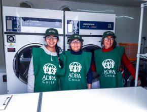 Voluntarias de la IASD en Arica