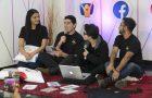 Adolescentes participan de programa en vivo enfocado en los prejuicios