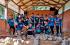 En territorio indígena jóvenes de Misión Caleb construyen una iglesia