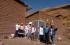 ADRA Perú, une esfuerzos para combatir el frío en el sur del Perú, con las casas abrigadoras.