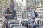 Personas en situación de calle y migrantes son ayudados por ADRA