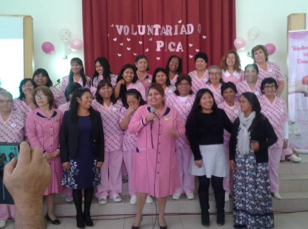 Voluntariado en la zona de Iquique