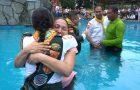 Familia se entrega a Cristo como resultado de camporí en Ecuador