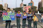 Miles de personas marchan contra el abuso sexual infantil