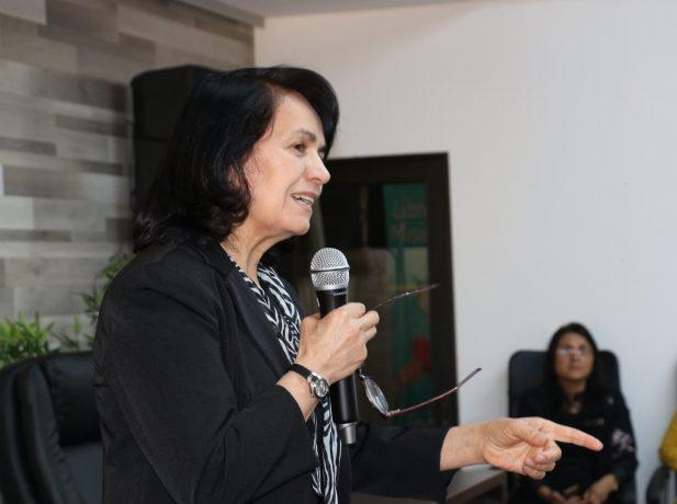 Rosa Parra, Directora nacional voluntariado Adventista