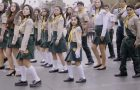 En Chile tres mil conquistadores marchan en conmemoración de su día