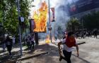 Crisis social en Chile motiva cadena de oración