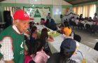 Comedor solidario reúne más de 50 personas en desierto chileno