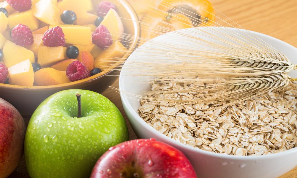 Cuanta más fibra, menos peso, menos presión, menos diabetes y menos cáncer (Foto: Shutterstock).