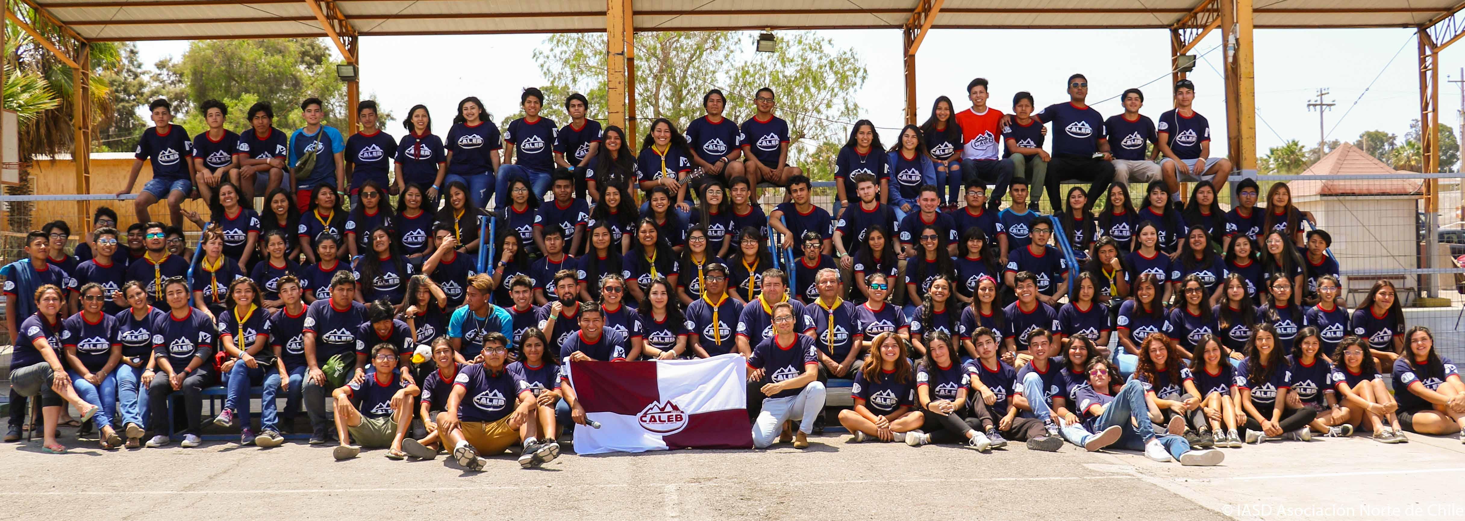 Más de 140 Jóvenes impactaron el Valle de Azapa en Arica, Chile.