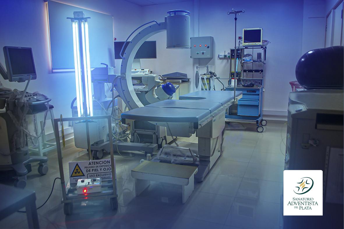El Sanatorio Adventista del Plata fabricó dos equipos emisores de UV contra el coronavirus  Noticias