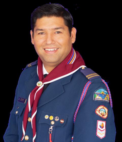 Pr. Gerson Pichinao Dep. Aventureros ANCh