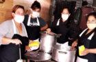 Cuarentena solidaria: En José C. Paz, Buenos Aires, preparan comida para 500 personas