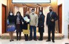 Mujer es bautizada gracias al «Ministerio Carcelario de Mujeres»