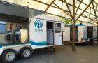 ADRA Argentina se prepara para asistir con la lavandería móvil a positivos de COVID-19