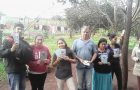 Joven es bautizado gracias a la obra de la visitación en Paraguay