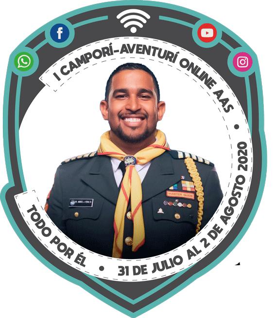 Pr. Andrés Peralta líder mundial de los Conquistadores y Aventureros