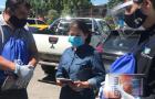 Nuevo Tiempo Chile distribuye centenas de libros en Impacto Esperanza