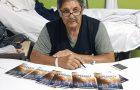 Tenía coronavirus, estaba internado y compartió esperanza en el hospital