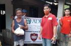 Tifones no detienen ayuda humanitaria y de intercesión en las Filipinas