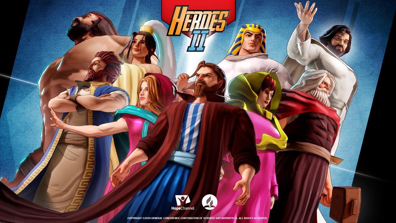Heroes 2 es el mejor juego bíblico
