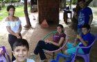 Jóvenes de Misión Caleb abren puntos misioneros en ciudad de Paraguay