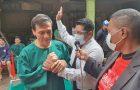 28 reclusos entregan su vida a Dios