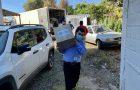 Clínica adventista realiza operativo de ayuda social