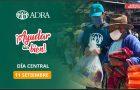 """""""Ayudar hace bien"""" propone recaudar 120 toneladas de alimentos para familias vulnerables"""