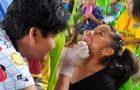Jóvenes SVA de la Misión Boliviana Central realizan una feria de Salud Bucal