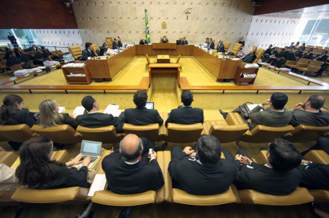 Juízes do Supremo Tribunal Federal