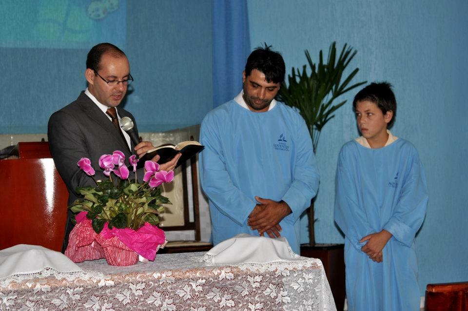 Uma programação especial de celebração foi realizada nas duas comunidades adventistas.