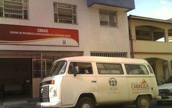 O CREAS presta outros serviços relevantes a comunidade através de oficinas e grupos de reflexão.