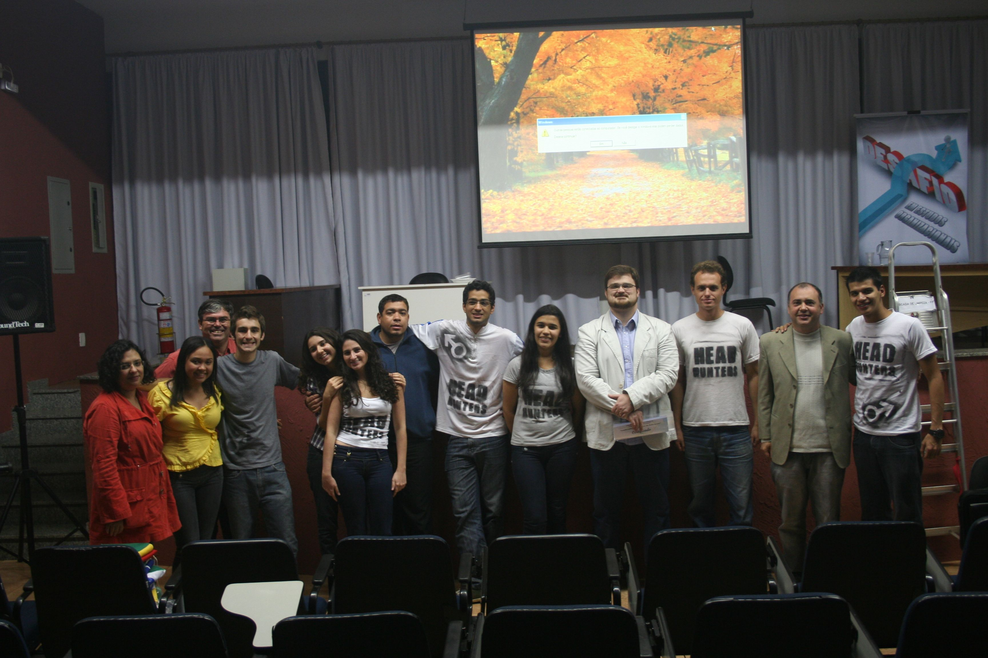 Estudantes fazem a diferença no instituto paranaense