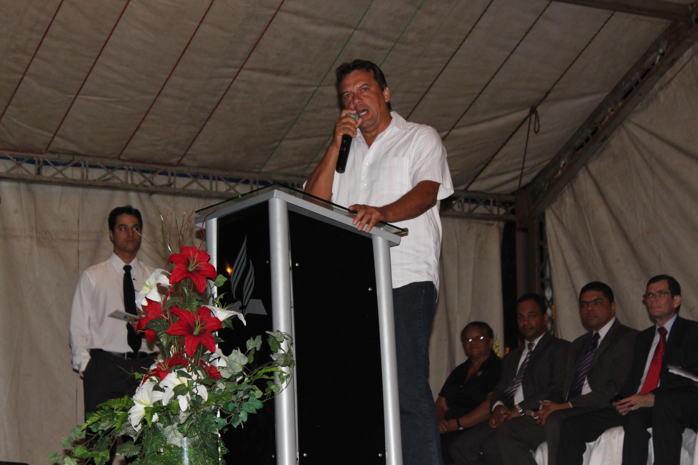 Prefeito da cidade, Fabion Souza, declarou: