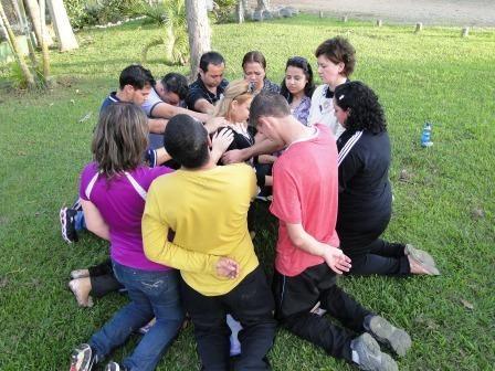 Espiritualidade deu a tônica em evento educacional - Crédito das fotos Samuel Freire