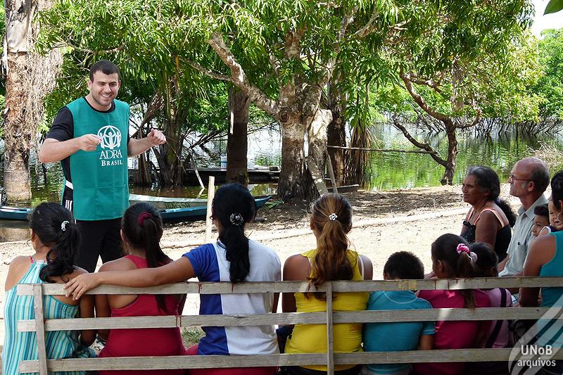 Volutariado e espírito de serviço marcam presença de estudantes na Amazônia