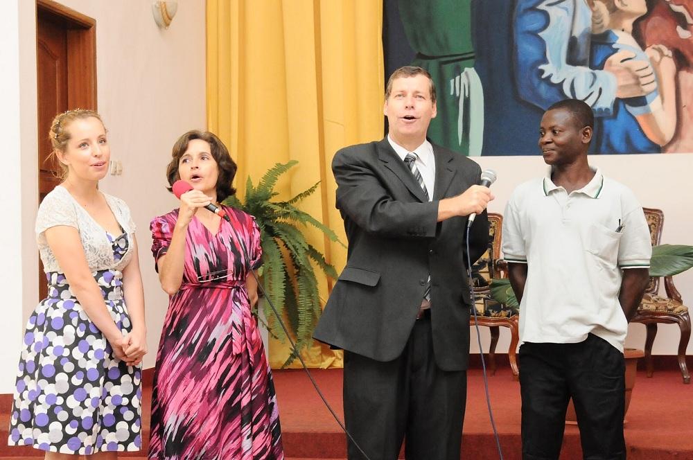 Irineo diz que recomeçou a vida pastoral na missão especial