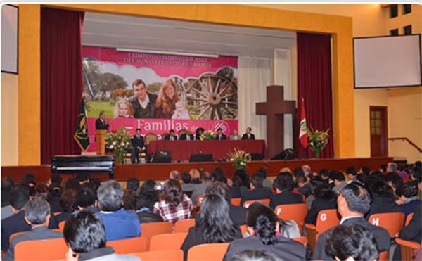 Famílias de Esperança foi tema da primeira edição de simpósio Sul-Americano.