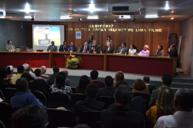 I Fórum Alagoano de Liberdade Religiosa e Cidadania.