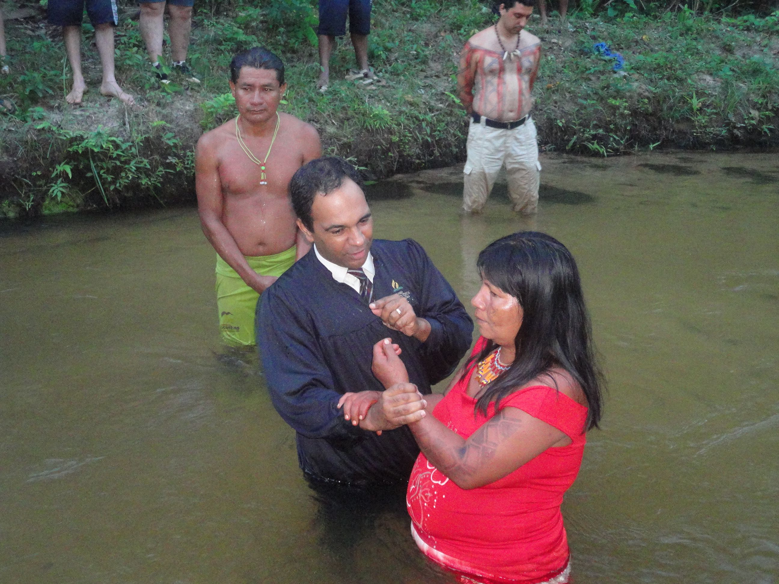 Trabalho com indígenas leva em conta a cultura local