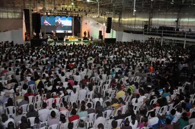 Festa de lançamento da emissora em sinal aberto movimentou capital cearense