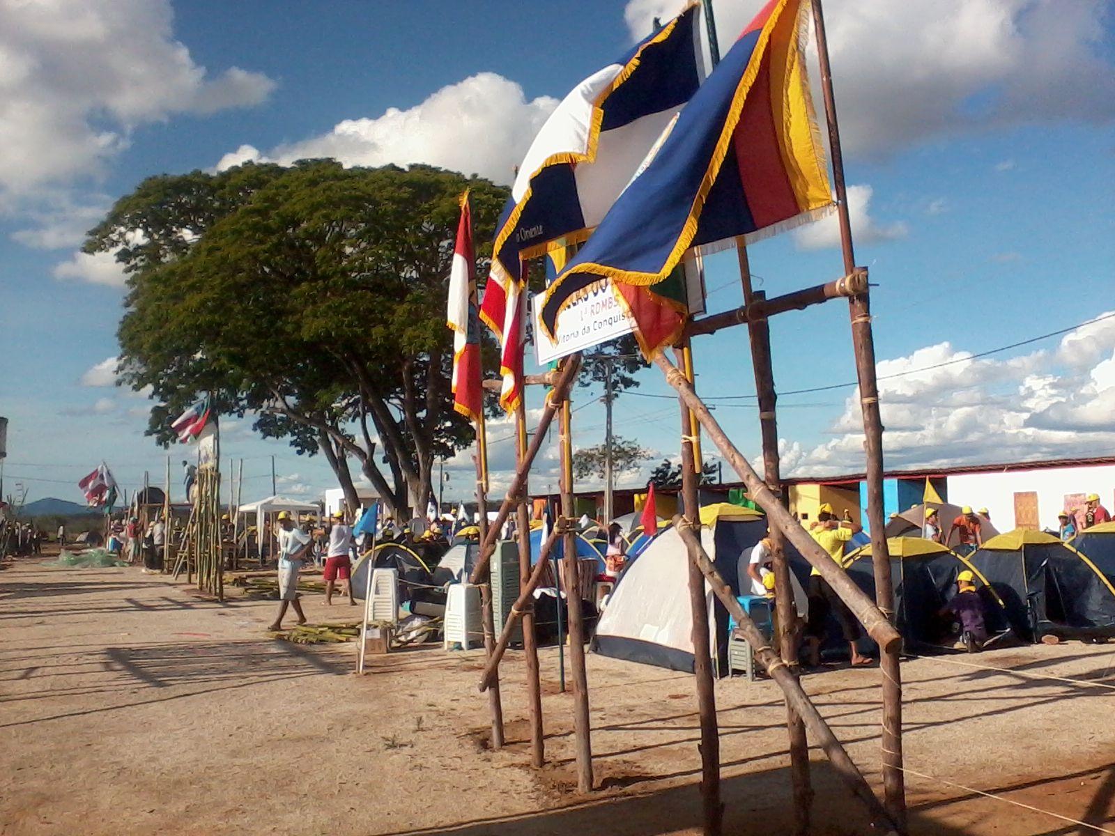 Juventude baiana se apegou mais à Bíblia nos dias de Campori