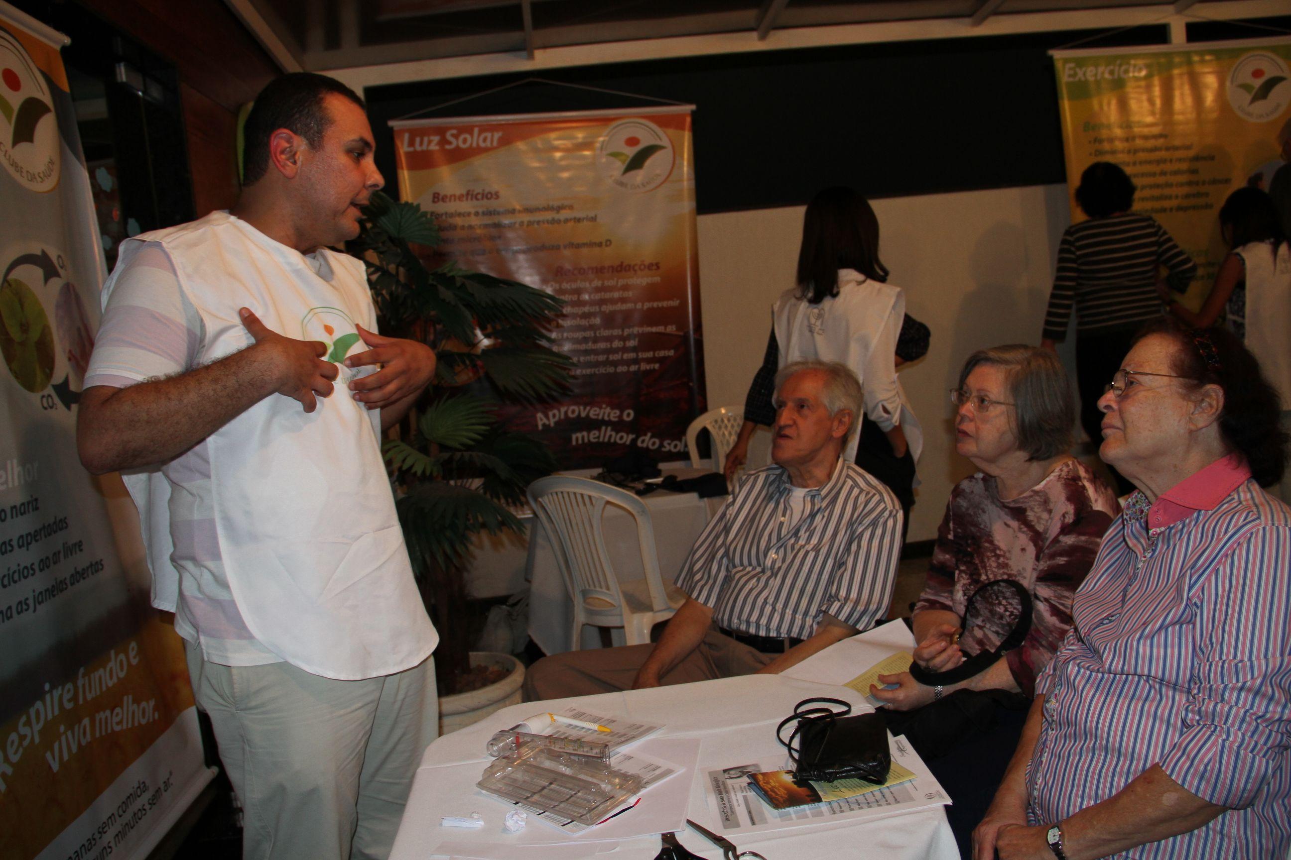 Adventistas são conhecidas pela longevidade em virtude dos bons hábitos de saúde