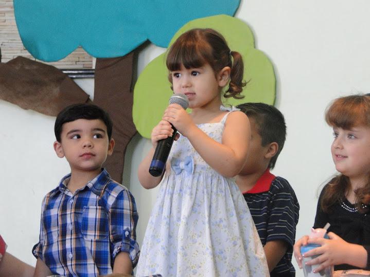 Através das escolas cristãs, projeto eu conheço minha história e oradores mirins as crianças gauchas aprendem sobre bíblia e se envolvem na propagação desta mensagem.