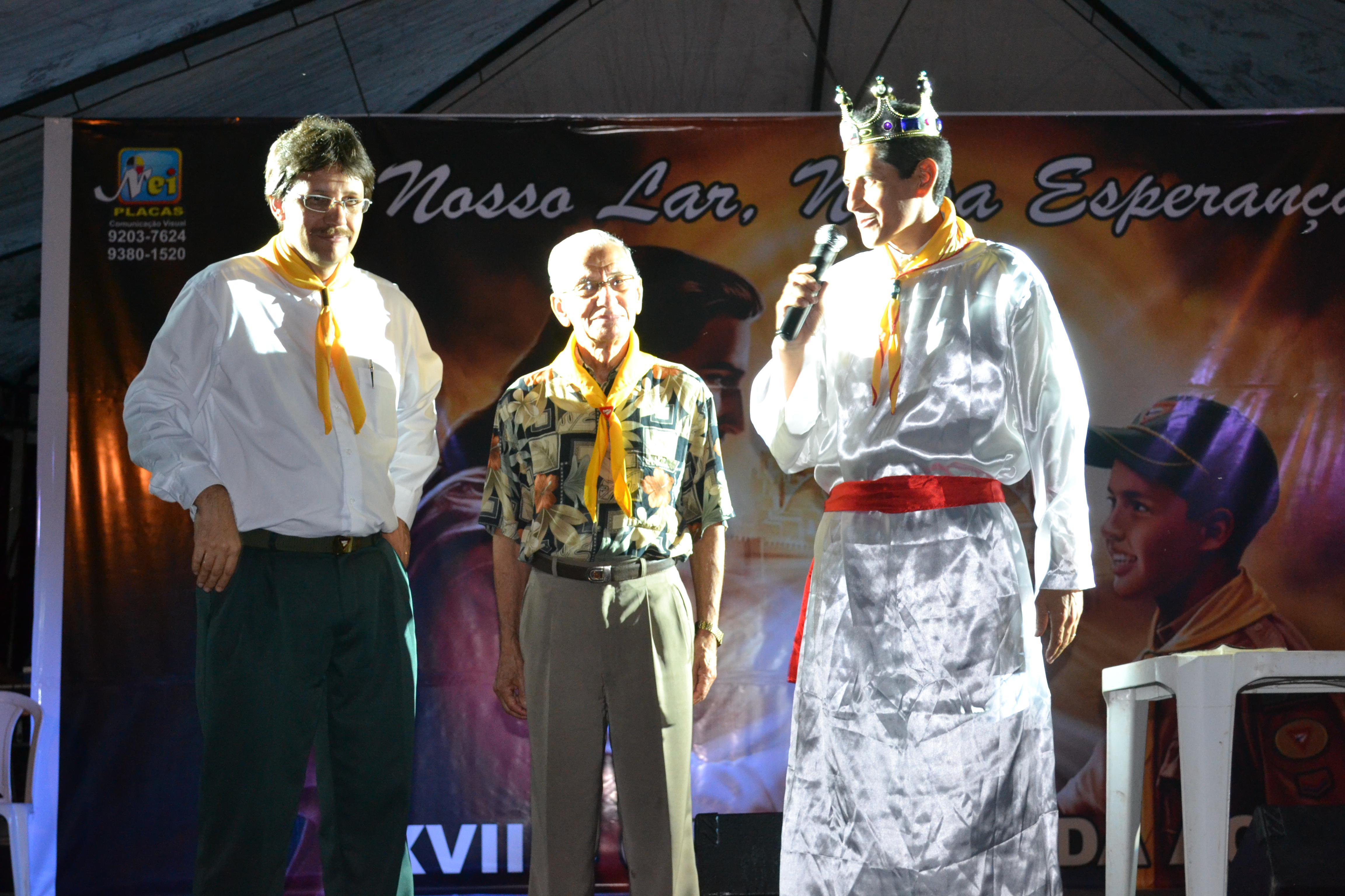 O Campori, que comemorou o cinquentenário dos Desbravadores no Amazonas, foi marcado por intensas atividades.